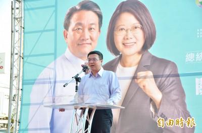 韓國瑜批「幾流人民選出幾流政府」 卓榮泰:不准侮辱高雄人