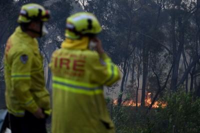 史無前例!澳洲野火肆虐吞噬百屋 已列最高警戒