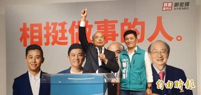 蘇貞昌為鄭宏輝站台 盛讚沒有人比他更瞭解新竹市