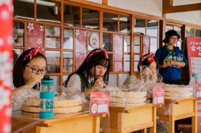 台東收冬祭飯桶王首場初賽 冠軍吃掉3斤米飯