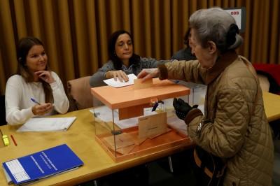 4年第4次! 西班牙今大選 預估仍無單一政黨能贏得多數席次