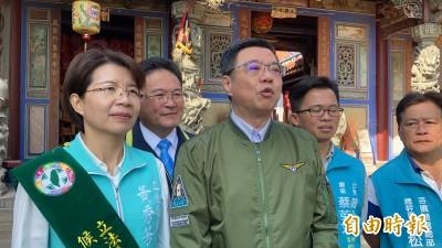 韓批綠掠奪完走人 卓榮泰:他忘了被共產黨趕出中國的是國民黨