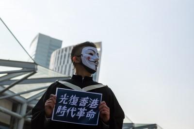 蒙面沒用!中國便衣利用感應設備 近距離收集港人資訊