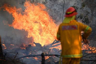 澳洲野火燒不停! 大雪梨恐出現「災難性」火災