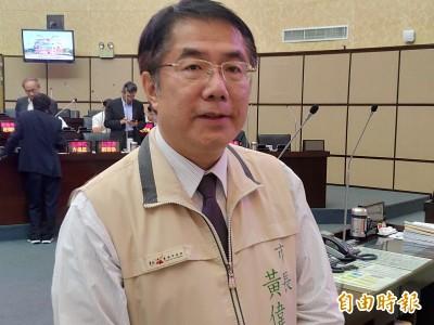 國政配》韓國瑜副手出爐 黃偉哲:綠營副手剩這2張牌