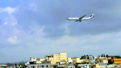 機場噪音認定標準變更 第3級區從16戶增至2000戶