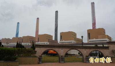 中火減煤有成! 今年用煤量估1300萬噸創商轉最低量