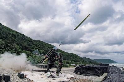 台海軍情》防空利器「刺針飛彈」實射畫面震撼曝光