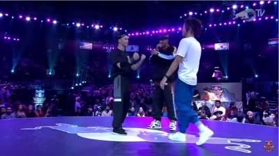台灣霹靂舞好手跳進Red Bull世界決賽 國旗卻遭塗灰
