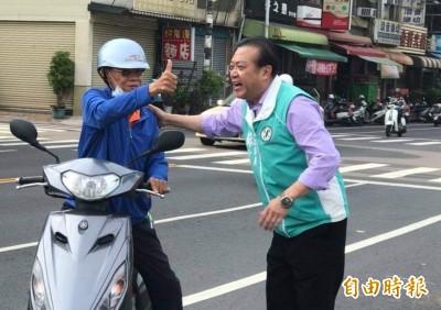 趕在立委選舉公告前 蘇震清戶籍遷入屏東第二選區