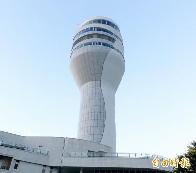 桃機新塔台造型像女王頭 下月16日正式啟用