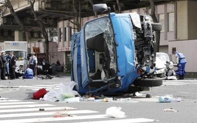日本八旬老人撞死母女 今移交檢方起訴