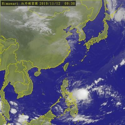 深秋雙颱恐生成!專家:留意外圍水氣與東北季風配合