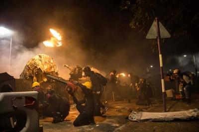局勢激化出現「極端暴力」章家敦:中國正將香港推向內戰