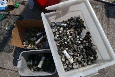 港警圍攻中大火力恣意狂瀉 校園內竟拾獲2356枚彈殼