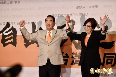 傳郭親信入親民黨不分區名單 黃創夏:郭宋造「抗韓方舟」