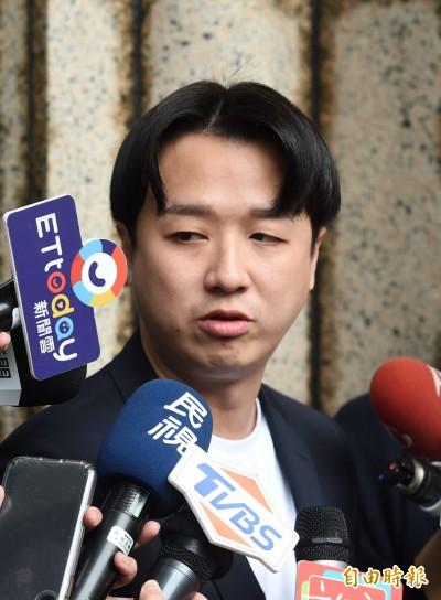 嗆國民黨不分區名單成「海豚軍團名冊」李正皓:只有憤怒