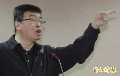 中國網友沒投票權卻力挺邱毅!李戡:可憐又可悲