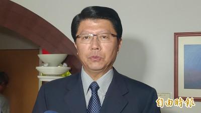 列不分區 謝龍介:拿到選票先罵國民黨一聲再投