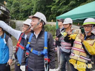 韓國瑜談重啟核四 侯友宜嘆:兩黨惡鬥、國民悲哀