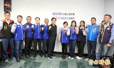 「村長」詹江村嗆黨中央:修改不分區名單 否則退黨參選