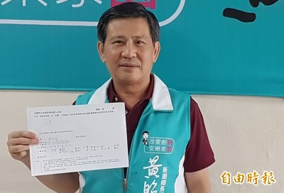 民進黨屏南立委「換手」 黃昭展:選舉不是政治分配