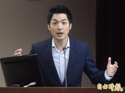 蔣萬安發文挺港人湧逾6千留言 網:國民黨唯一良心快退黨!