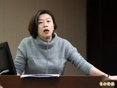 未列民進黨不分區 林靜儀:聽得出主席跟府方的疲倦