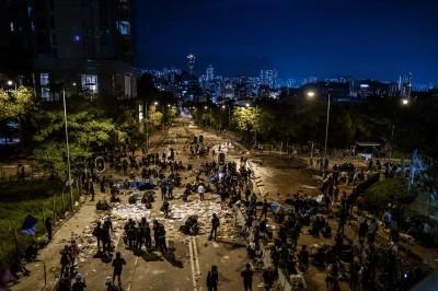 香港人反抗》城市大學也取消畢業典禮 傳學期提早結束