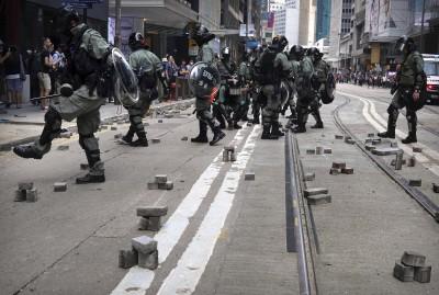 香港多間大學停課 1600位南韓留學生陸續撤離