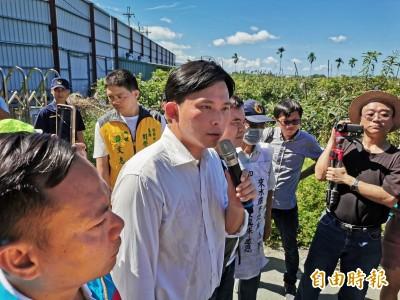 莊瑞雄列民進黨不分區 黃國昌籲時力參戰抗「屏東周家」