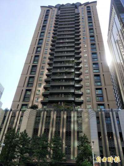 豪宅風波》韓國瑜曾置產新板特區「東方明珠」轉售獲利1642餘萬