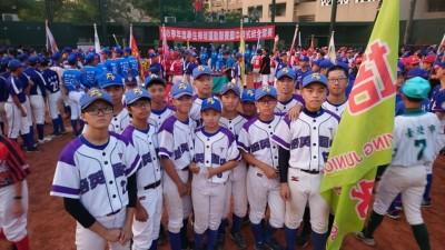 扳倒大鯨魚!竹市培英國中棒球社團 首次挺進軟式聯賽16強