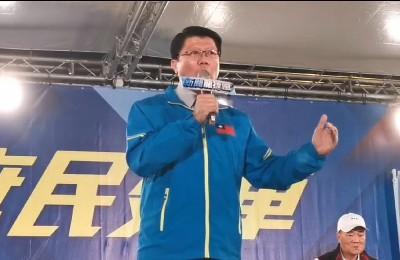 宣布參選國民黨主席 謝龍介:當選後讓總統回任