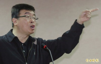 廣遭外界質疑 邱毅臉書宣布「我願自動退出不分區名單」