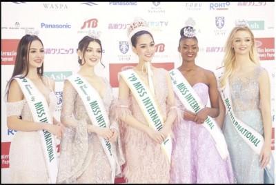 國際小姐首位泰國佳麗摘后冠 25歲藥師圓夢成為選美皇后!