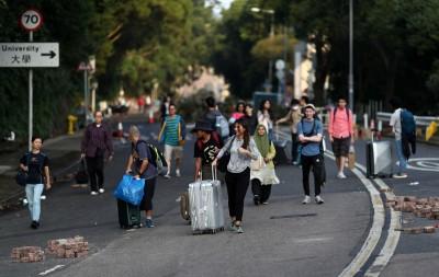 香港教大、嶺大宣布即起停課! 改線上學習及評量
