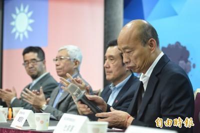 韓國瑜能源政策狂被打臉! 黃捷:國政顧問團是在哈囉?