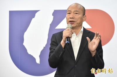 韓國瑜1人救3黨? 黃創夏嘆「卑劣政治」復活:台灣的不幸