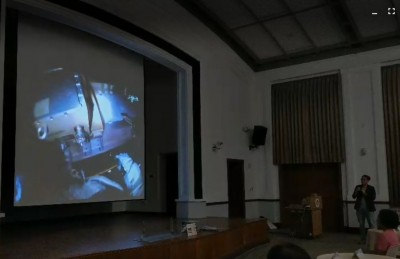 成大參與NASA太空計畫 同步直播展現研發能量