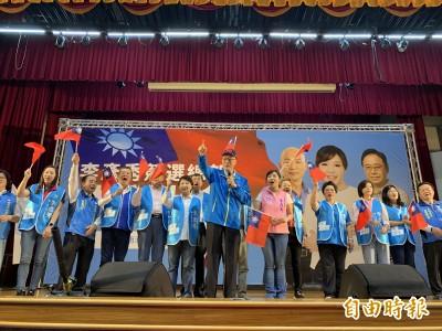國民黨不分區爭議 吳敦義:從沒有這樣公平公正