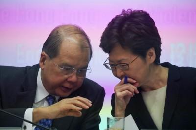 曝露企圖?香港區議會下週選舉 港政務司長突提「押後選舉」