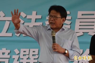 蔡賴配》潘孟安:台灣隊整隊完畢 為台灣擊出好球!