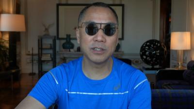 習近平對港表態「止暴制亂」 郭文貴:中共正式拔刀相見