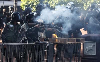 理大烽火美國表態了!  川普政府官員:譴責武力、停止暴力