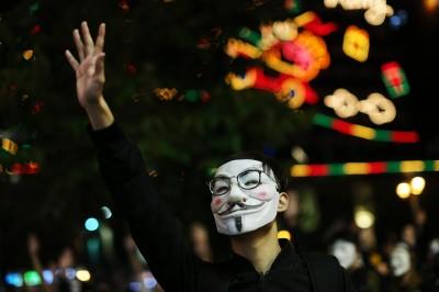 反送中行動傳捷報!《禁蒙面》惡法香港高院宣判違憲