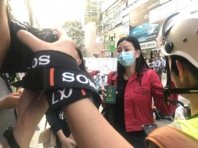 台灣高中女生受困香港理工大學 躲教室向母求救