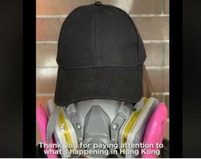 香港人反抗》理大遭警圍困!學生發求救片:拜託救我們