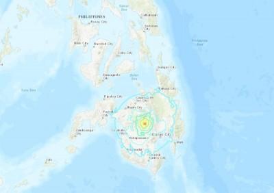 菲律賓民答那峨島晚間規模5.9地震 傳居民尖叫