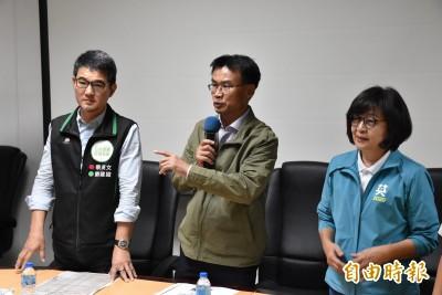 對抗「進口」假消息 陳吉仲宣布每台斤40元收購花生